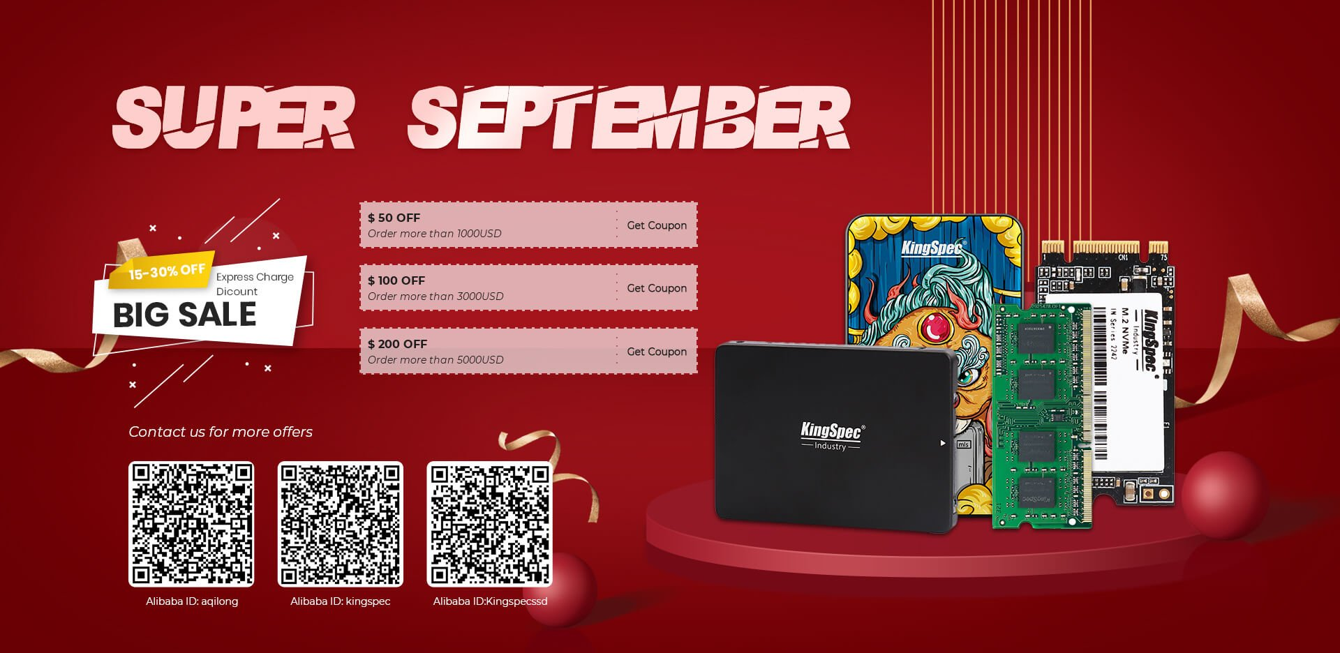 Super September is Coming